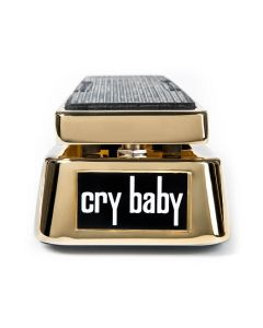 Dunlop 50th Anniversary Gold Cry Baby Wah GCB95G