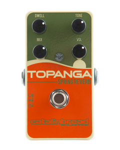 Catalinbread Topanga - Spring Reverb