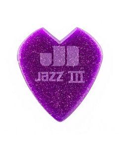 Dunlop Kirk Hammett Jazz III 6 Pack 47PKH3NPS