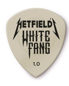 Dunlop Hetfield White Fang Custom Flow Picks 1.0MM PH122P1.0