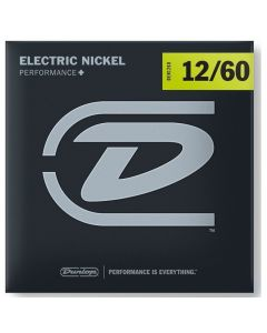 Dunlop DEN1260 Nickel Wound Electric Strings 12 - 60