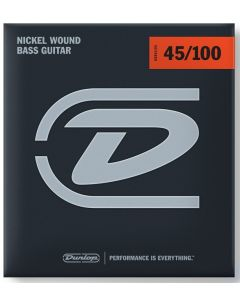 Dunlop Nickel Wound Bass Strings DBN45100