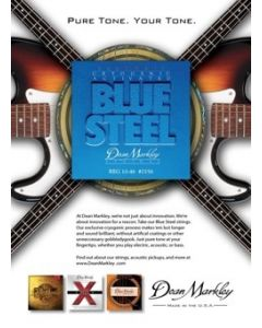 Dean Markley Blue Steel Regular, 10-46
