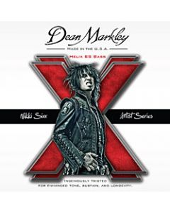 Dean Markley Nikki Sixx Helix SS Bass Strings