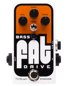 Pigtronix Bass Fat Drive BOD