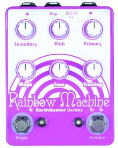 Rainbow Machine Pitch Shifter