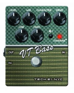 SansAmp Character Series-VT Bass (V2)