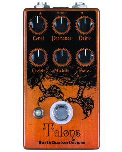 EarthQuaker Talons High Gain Overdrive