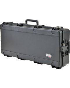 iSeries Waterproof Classical Guitar Case w/Wheels