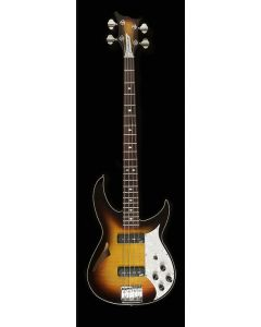 Dudacus Apollo HB 4 Bass Tobacco Burst