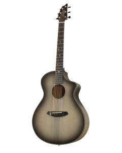 Breedlove USA Oregon Concert Ghost CE Myrtlewood LTD Run of 25