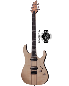 Schecter Banshee Elite-6 Gloss Natural Electric
