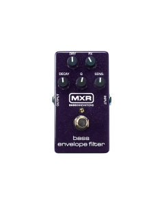 M82 BASS envelope Filter MXR