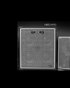 Gallien-Krueger NEO 410 4 ohm Cabinet