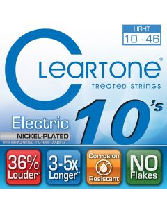 Electric Nickel-Plated 10 Light Guitar Strings