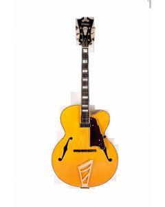 D'AngeliCo EXL-1 Natural Archtop