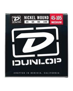 Nickel Wound Bass Strings Medium DBN45105