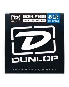 Nickel Wound 5 String Bass Medium DBN45125