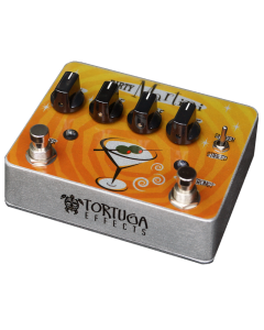 Tortuga Dirty Martini Dual Analog Chorus & Vibrato