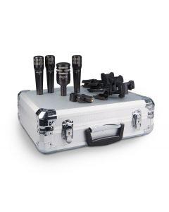 Audix DP4 Instrument Mic Package