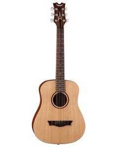 Dean Flight Spruce Travel Acoustic Guitar w/GigBag