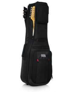 Gator Cases Pro - Go Dual Electric Guitar Gig Bag