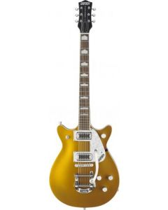 Gretsch G5448T Double Jet w/Bigsby Gold, Electromatic Solid Body