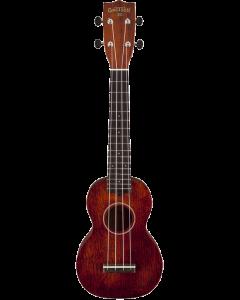 Gretsch G9100-L Soprano Long-Neck Uke Vintage Mahogany w/Gig Bag