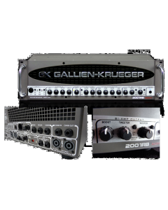 Gallien-Krueger 2001RB Bass Head