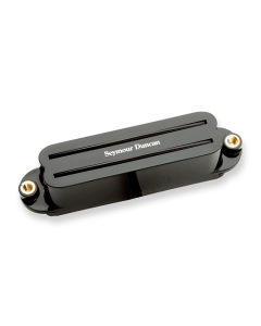 Seymour Duncan Hot Rails for Strat SHR-1N Black, Neck Position