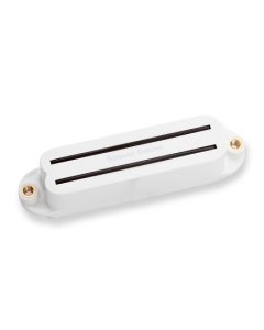 Seymour Duncan Hot Rails for Strat SHR-1N White, Neck Position
