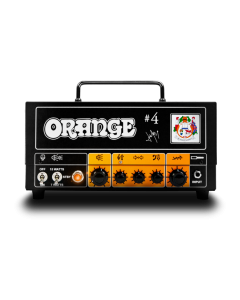 Orange Jim Root #4 Terror Head TT15JR