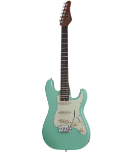 Schecter Nick Johnston Traditional Electric, Atomic Green 289