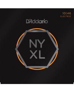 D'Addario NYXL1046 Regular Light 10 Nickel Wound Electric Guitar Strings