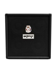 Orange OBC410 BLACK 4x10 Bass Cabinet