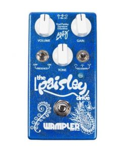 Wampler Paisley Overdrive Pedal