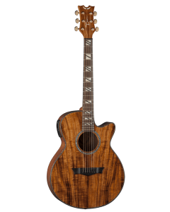 Dean Performer KOA Wood Acousitc-Electric Guitar
