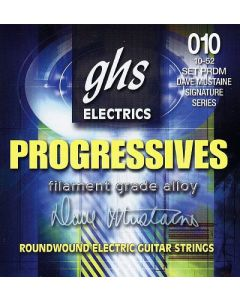 PRDM Dave Mustaine Electric Progressives - GHS Strings