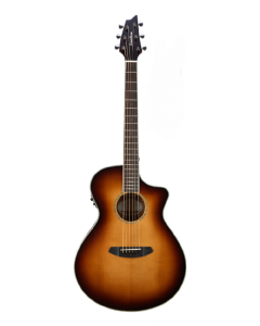 Breedlove Pursuit Concert ABSB Sunburst Limited A/E Guitar