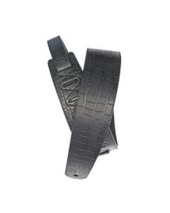 "D'Addario Alligator Embossed 2.5"" Guitar Strap"