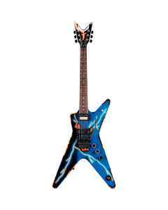 Dean USA Dime ML Rust from Hell - Custom Shop Limited Edition