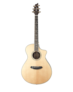 Breedlove Stage Exotic Concert CE, Sitka Spruce & Ziricote