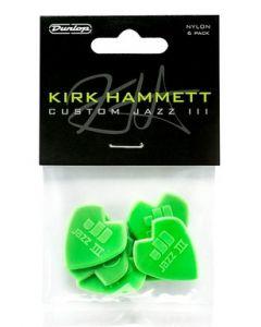 Dunlop 47PKH3N Kirk Hammett Jazz III Pack