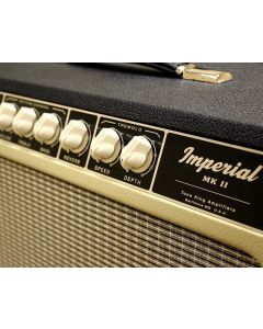 Tone King Imperial MKII Black/Cream