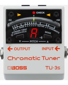 Boss TU-3S Chromatic Pedal Tuner