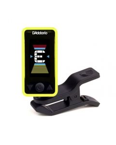D'Addario Eclipse Headstock Tuner Yellow PW-CT-17YL