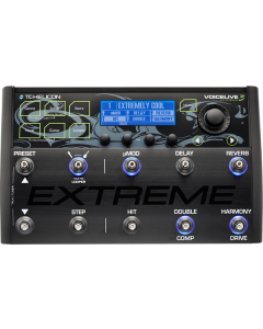 TC Helicon VoiceLive 3 Extreme Vocal & Guitar