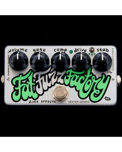 Zvex Vexter Fat Fuzz Factory