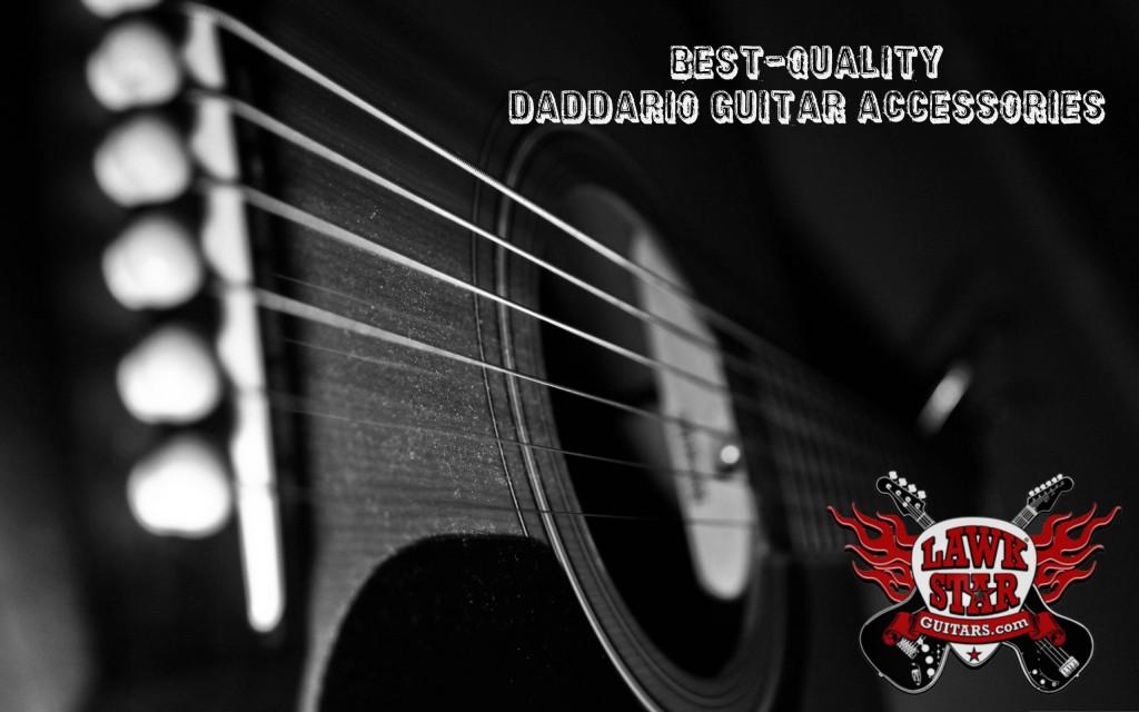 BEST-QUALITY DADDARIO GUITAR ACCESSORIES