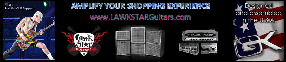 LAWK STAR GUITARS IS YOUR PORTLAND GO-TO MUSIC STORE